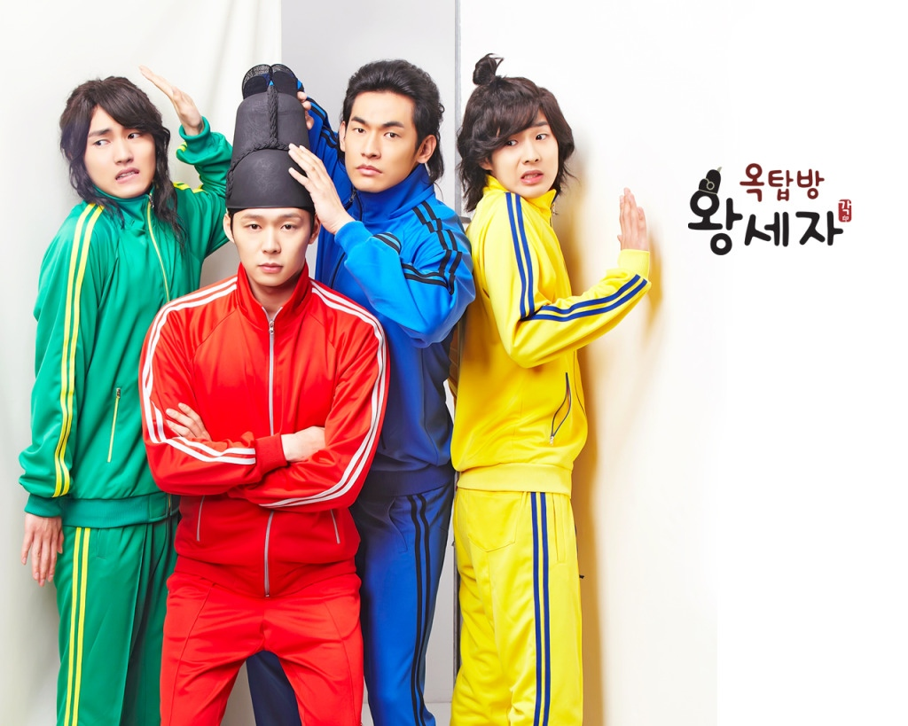 rooftop prince kdrama