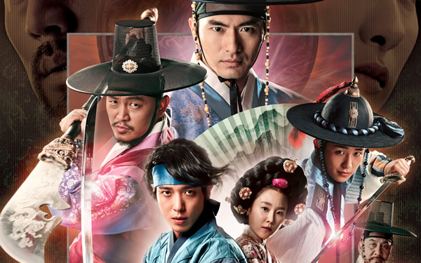 the three musketeers kdrama