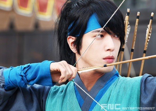 jung yong hwa the three musketeers