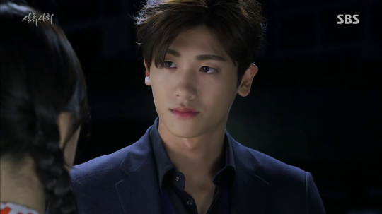 Park-Hyung-Sik in High Society