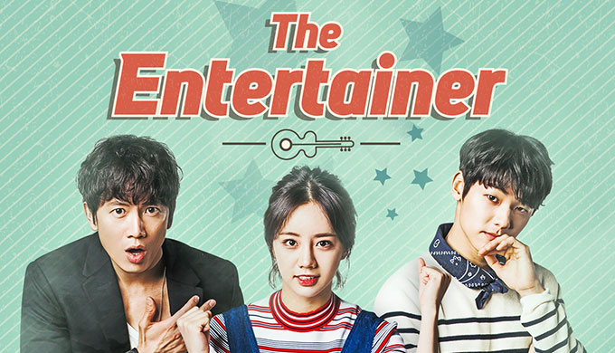entertainer kdrama